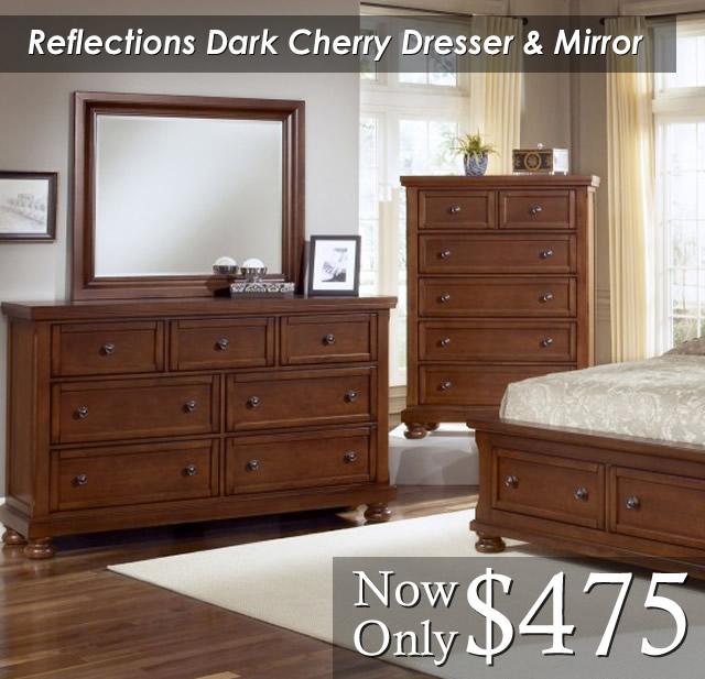 Reflections Dresser Mirror SP
