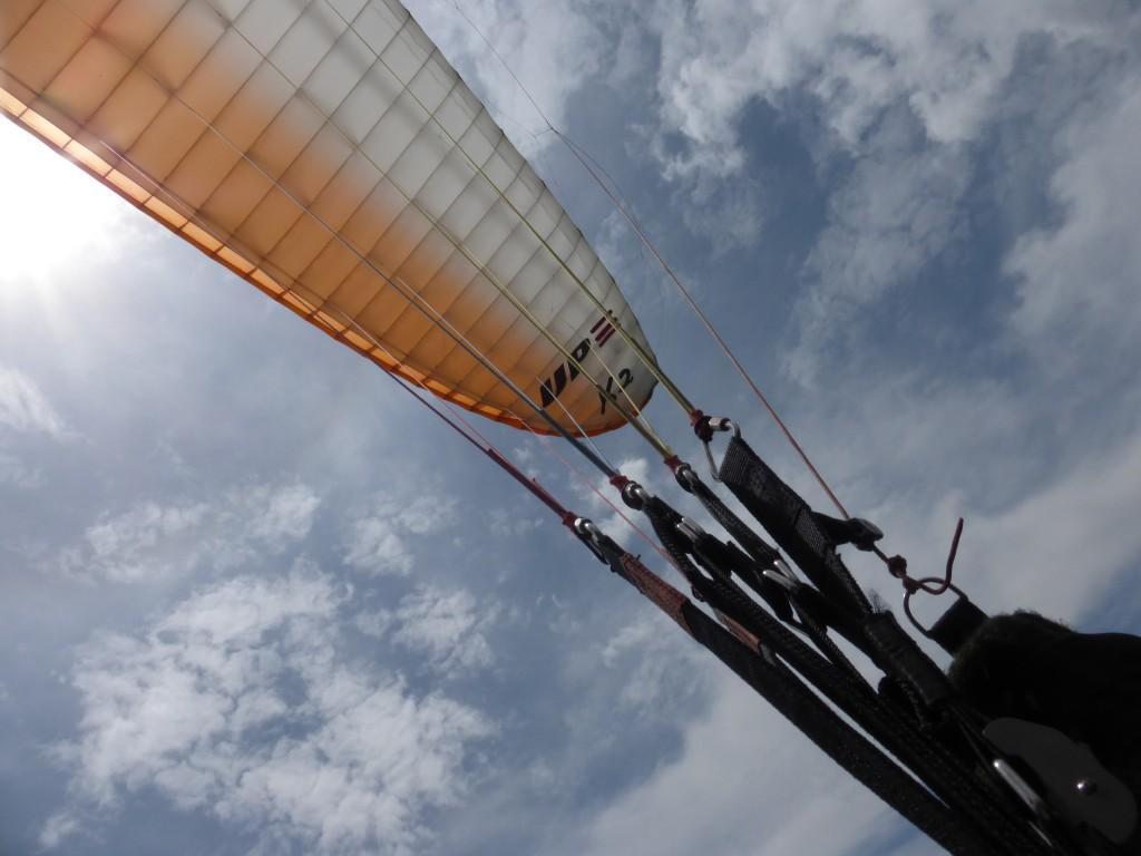 Medellin Paraglider