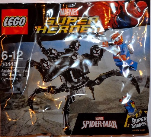 LEGO Marvel Super Heroes 30448