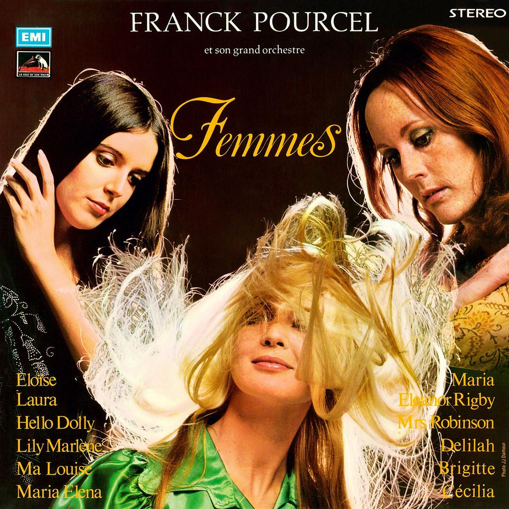 Franck Pourcel - Femmes