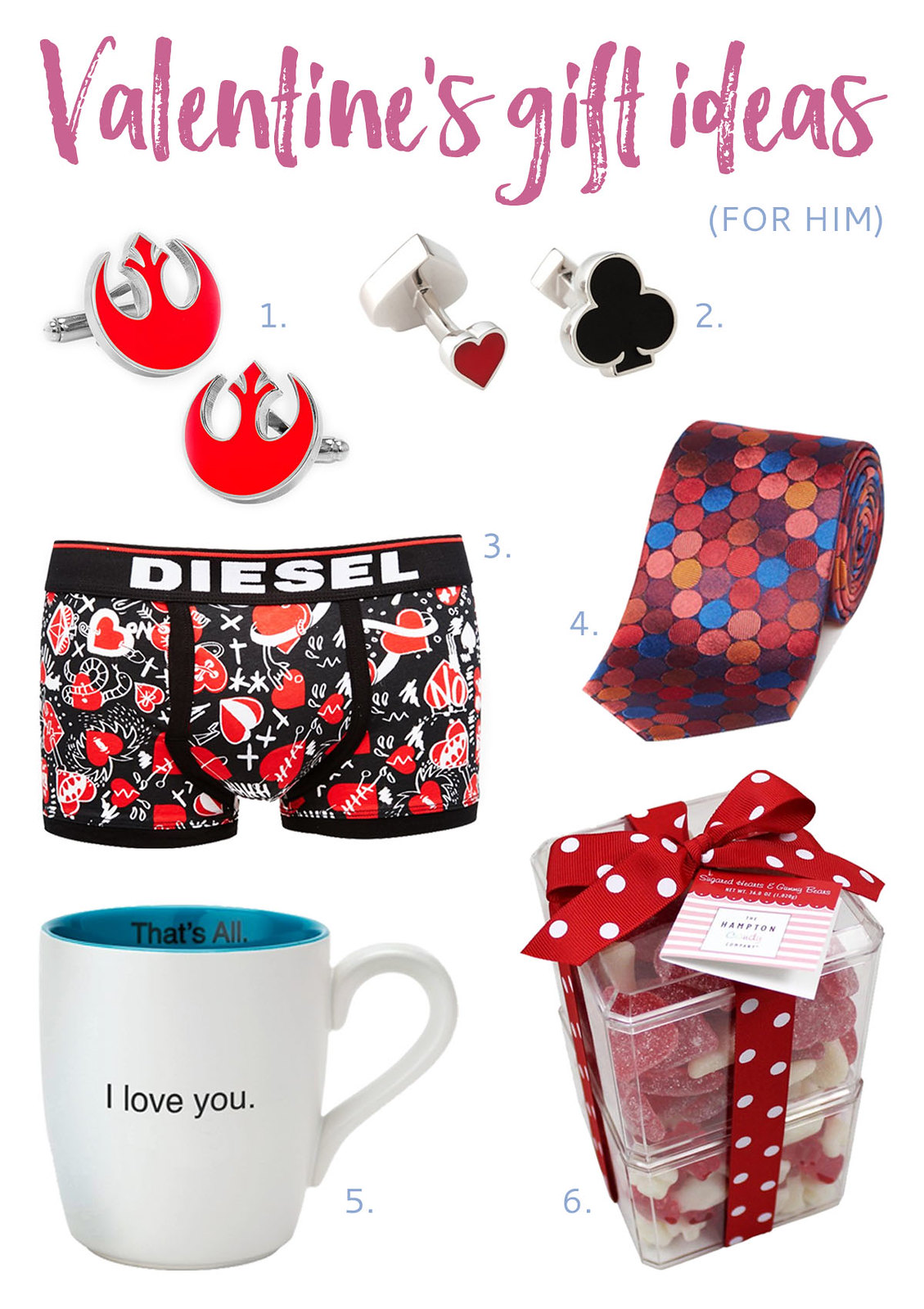 Valentine's Day Gift Ideas | For him