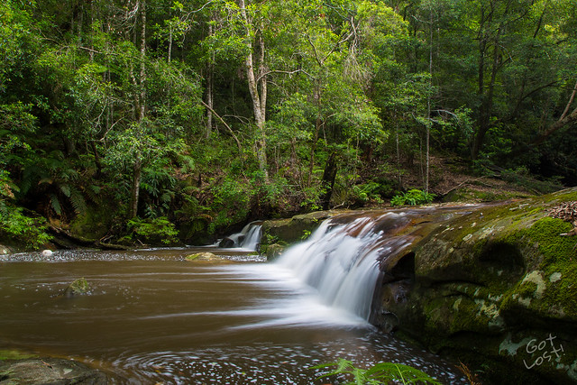 Somersby Falls, NSW, Australia