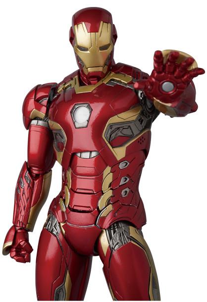 讓我來終結這場戰爭!MAFEX 鋼鐵人 馬克45 附東尼頭雕!