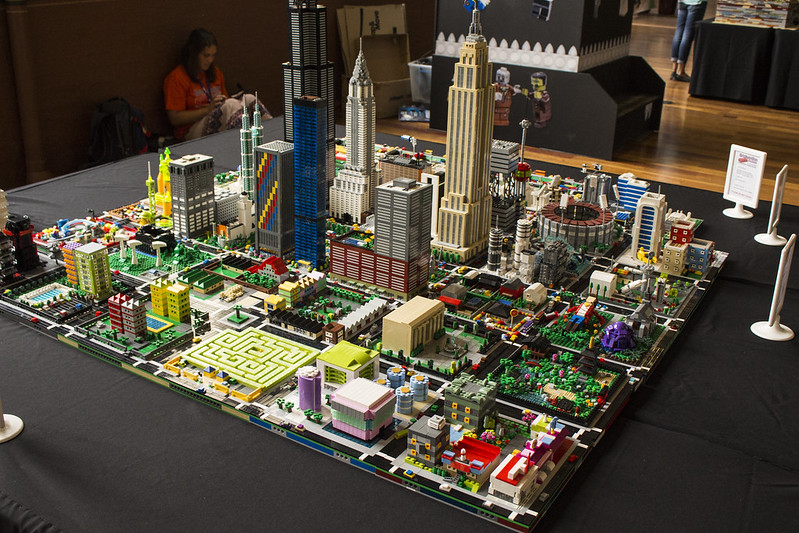 Micropolis Brickvention 2016
