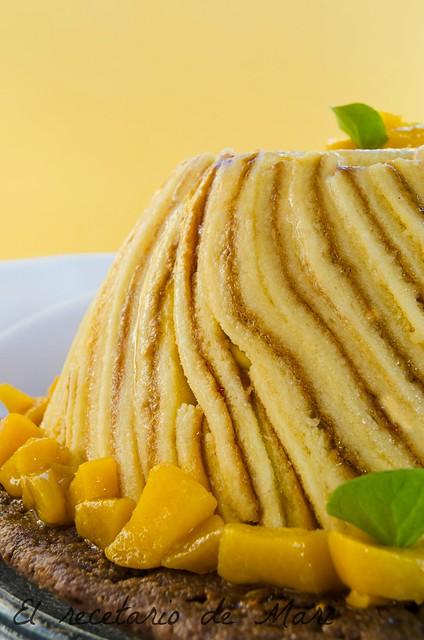 Carlota de mango 1