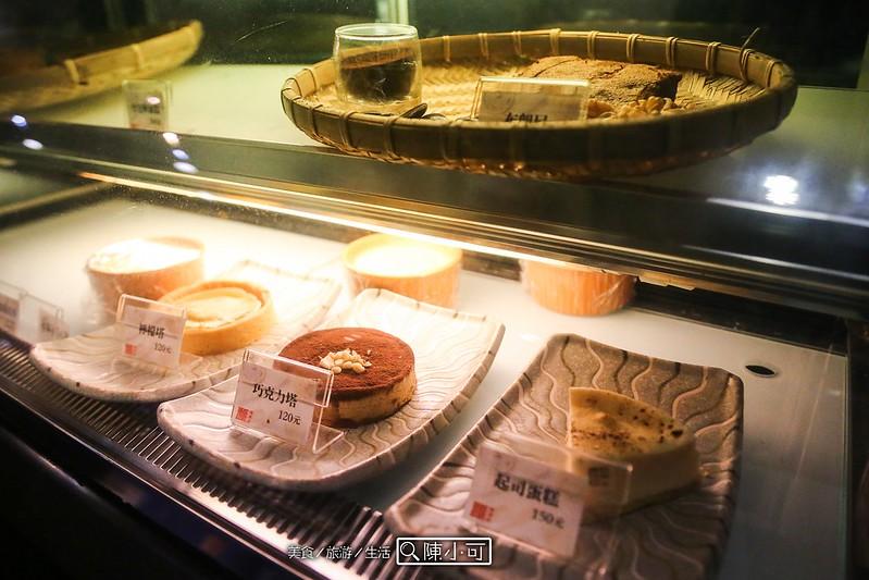 台北咖啡館,咖啡館︱喝咖啡,年貨大街,福來許,花紅蘋果派,迪化街,迪化街咖啡館 @陳小可的吃喝玩樂