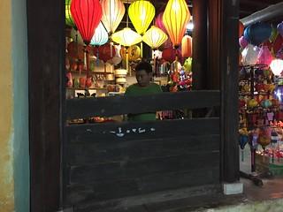 Traditional beamed doors (Hoi An, Vietnam 2016)