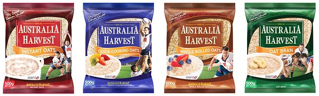 Australia Harvest Oatmeal