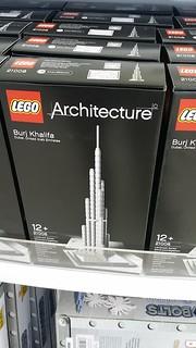 Image of Burj Khalifa. dubai lego 2016 burjkhalifa
