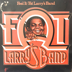 FAT LARRY'S BAND:FEEL IT(JACKET A)