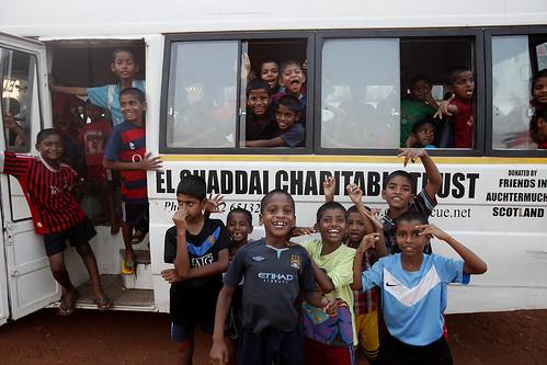 Grande pubblico gruppo El Shaddai