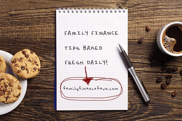 Bite-sized Family Finance Tips Baked Fresh Daily