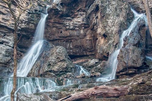 county georgia branch falls walker pocket