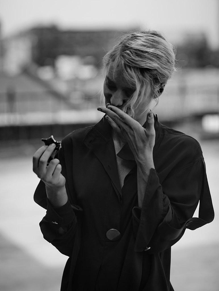 Маккензи Дэвис — Фотосессия для «Tidal» 2015 – 13