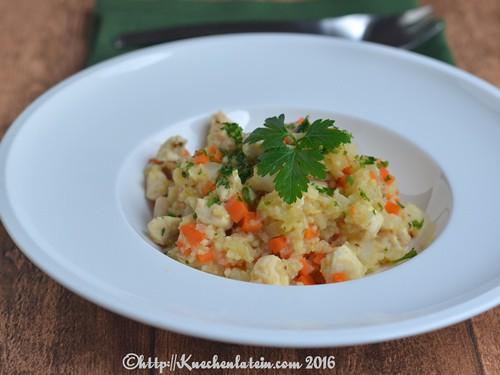 Couscous mit Hähnchen (2)