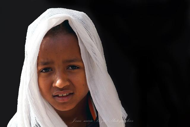 Petit garçon a Axum