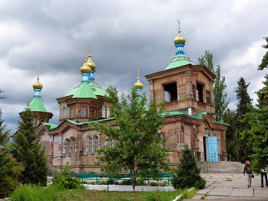 2014 Kirgistan - Karakol