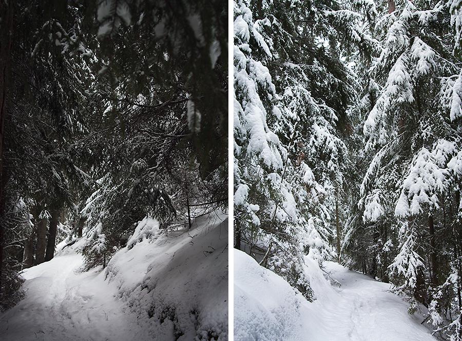 Vinter i Mullsjö