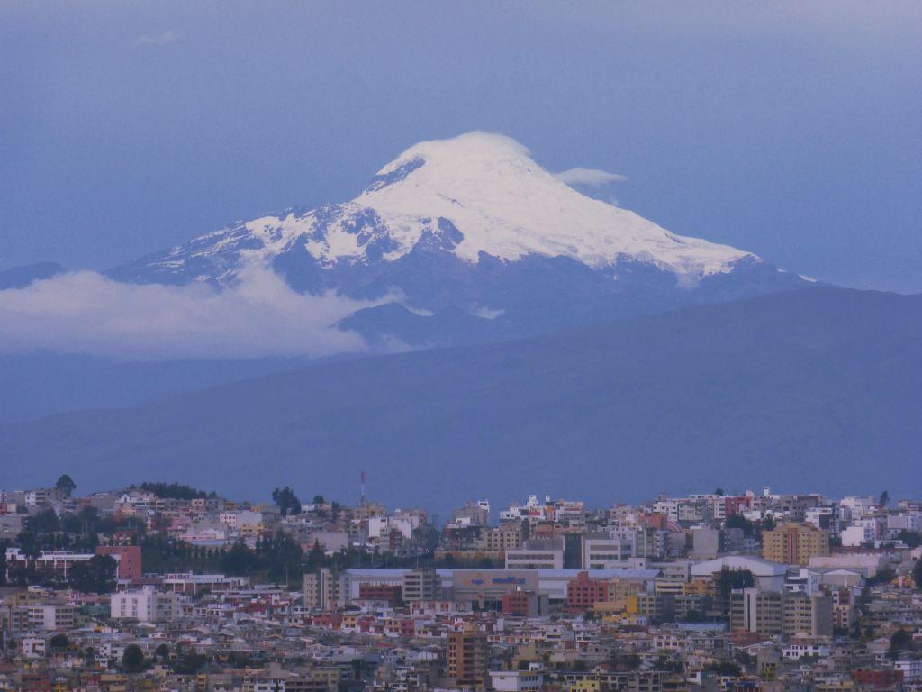 Cotapaxi Volcano