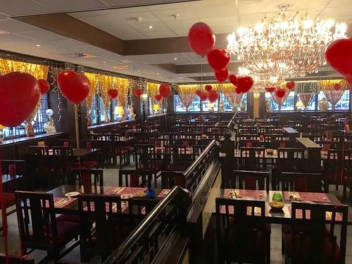 Heliumballonnen Hartballonnen Valentijnsdag Pak Boli Spijkenisse