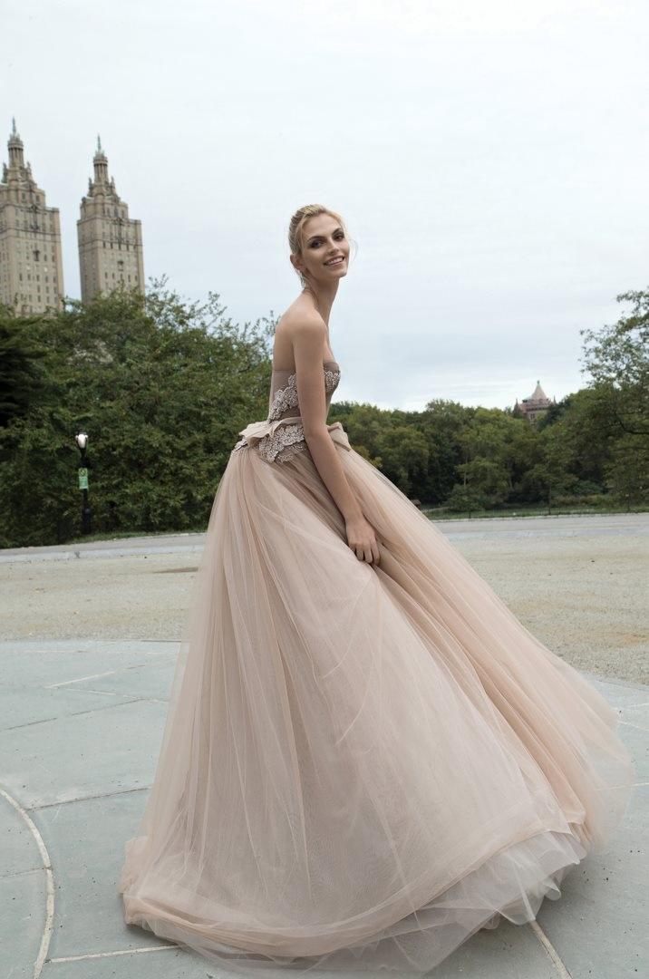 Inbal Dror 2016 Wedding Dresses - Ball gown wedding dress | itakeyou.co.uk