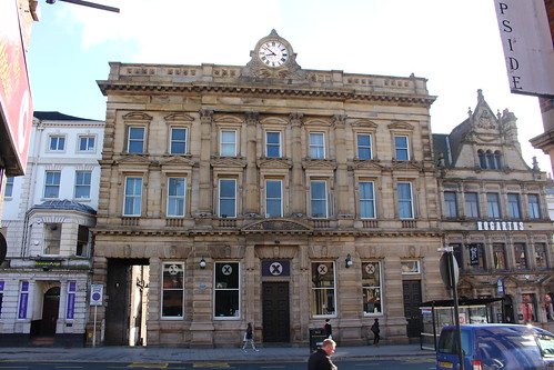 former Wakefield & Barnsley Union Bank, Westgate, Wakefield