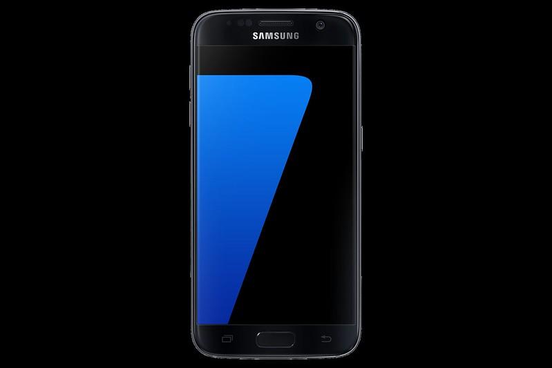 Samsung Galaxy S7 - Black Onyx - Front
