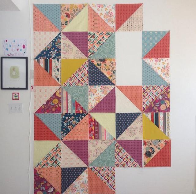Fleet & Flourish Quilt -- Amanda Jean