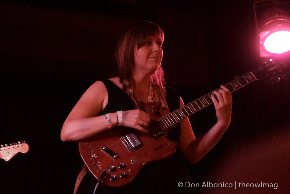 Kacey Johansing @ Bottom of the Hill, San Francisco 2/25/16