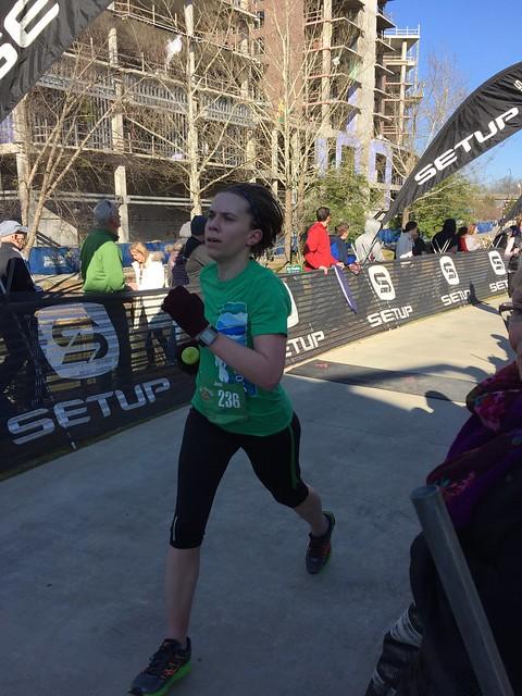 GHS Swamp Rabbit Race to Greenville Half Marathon 2016