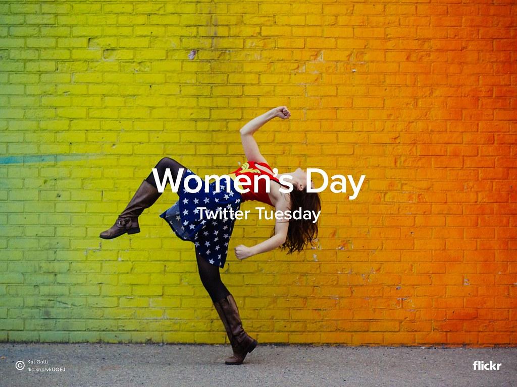 Twitter Tuesday: Women's Day