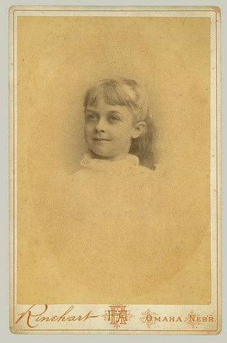 Cabinet Card, child