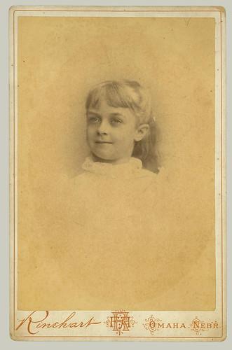 Cabinet Card, child