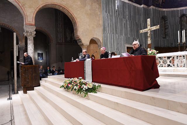 9 Marzo 2016 - Cattedra di San Giusto - Quaresima 2016