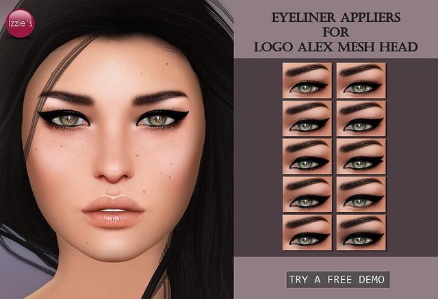 LOGO/Omega Eyeliner