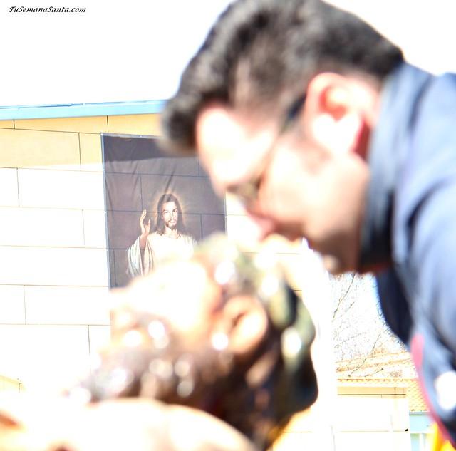 Cristo de la Expiración traslado