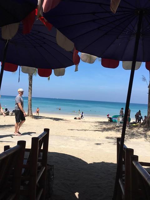 Kamala Beach day