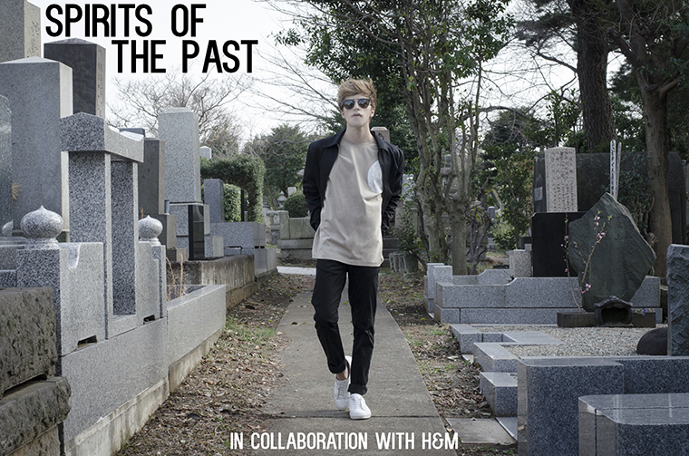 Spirits of the past collaboration with HM