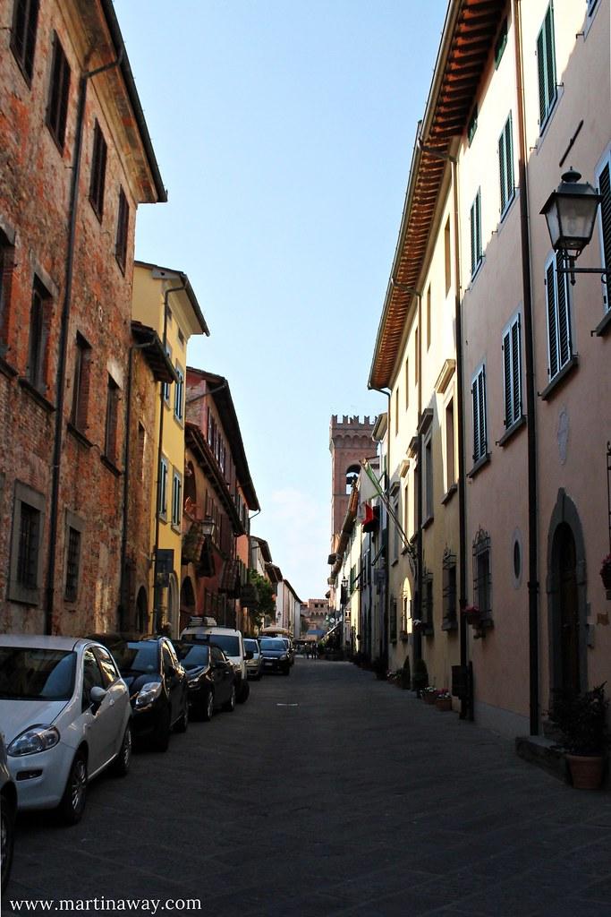 Montecarlo, weekend in Toscana