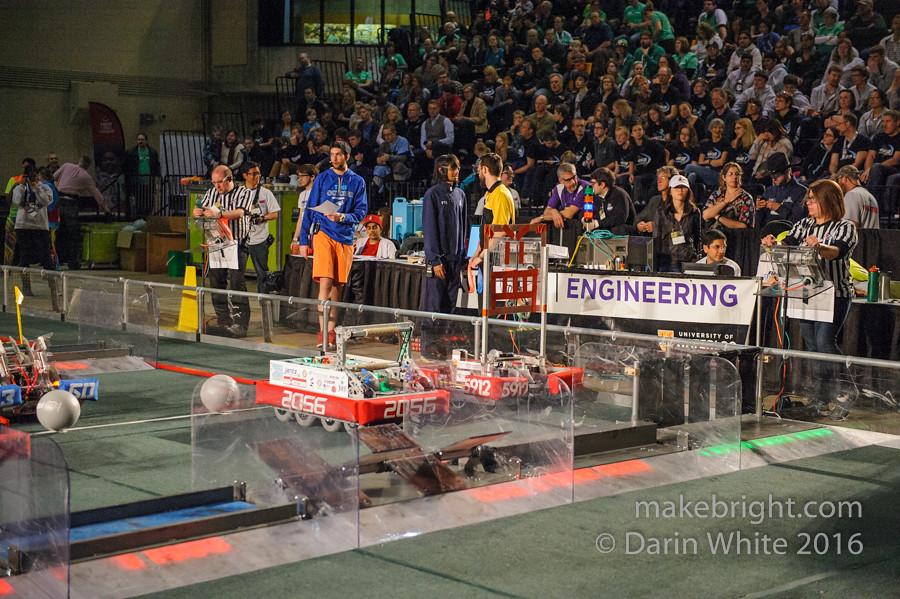 FIRST Robotics Regionals - UW - April 2016 422