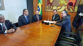Filiação do Laudivio Carvalho