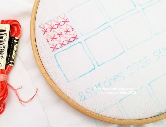 &Stitches - stitchalong