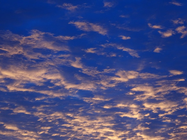 Early Morning Clouds