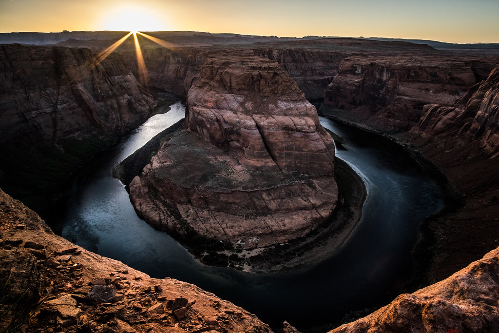 Horseshoe Bend, Page, United States picture