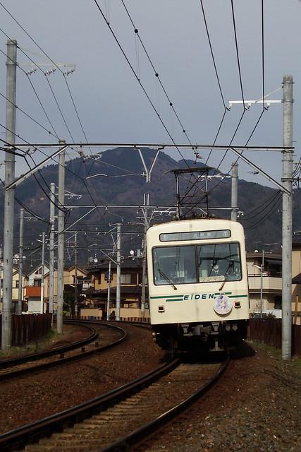 2016/03 叡山電車×ご注文はうさぎですか?? ヘッドマーク車両 #41