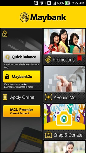 All new maybank2u mobile app