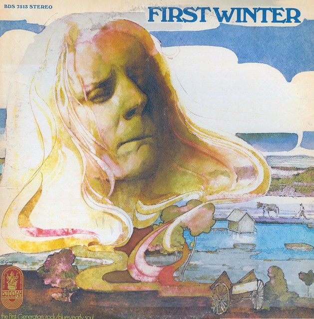 Johnny Winter FIRST WINTER