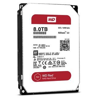 WD Red 8TB ตัวล่าสุด
