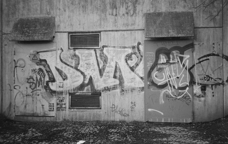 Europe has the best graffiti