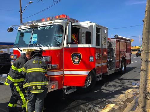 {240} Oceanside, NY Volunteer Fire Department Engine 249